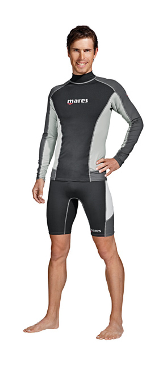 Rash Guard Trilastic LS USA Men's