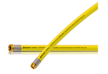 Yellow Fortress 300 Wash-Down Hose Assembly (Microban® Cover)