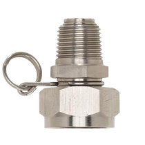 3/4 IN GHT x 1/2 IN NPT Swivel Adapter
