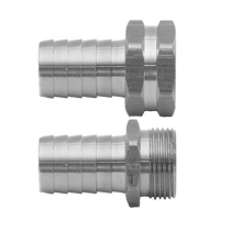 Standard Shank Wash-Down Couplings