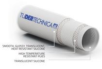 Premium High Temperature FDA Braided Silicone Hose