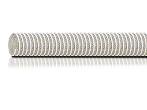 Clear Braided FDA Suction Hose