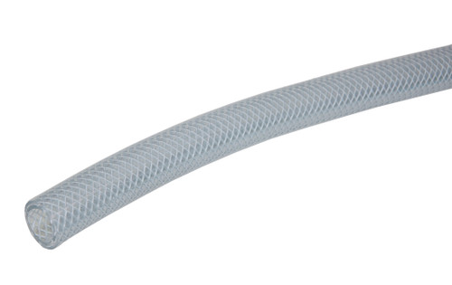 Regular Wall Clear PVC Braided Tubing