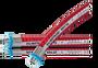 Glidetech® Butyl Hose Assembly (Tri-Clamp x Tri-Clamp)