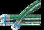 Glidetech® Distillery Hose Assembly (Tri-Clamp x Tri-Clamp)