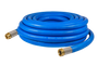 Blue Fortress 300 FDA Wash-Down Hose Assembly (GHT Male x Female) (Microban® Cover)