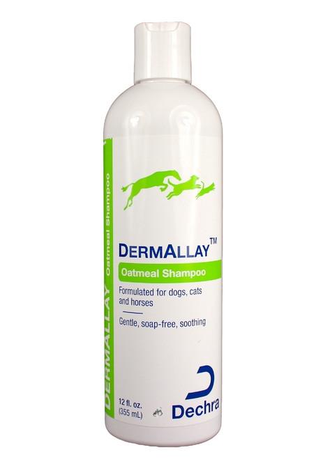 DermAllay Oatmeal Shampoo (12 oz)