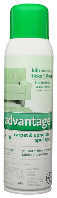 Advantage Carpet & Upholestry Spot Spray (16 oz)
