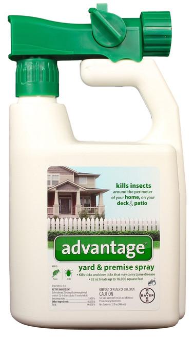 Advantage Yard & Premise Spray (32 oz)
