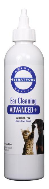 Ear Cleaning Advanced + [Apple Kiwi Scent] (8 oz)