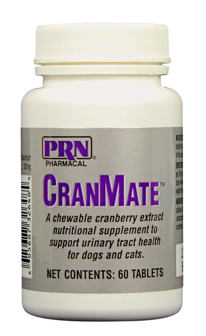 CranMate Chewable Tablets (60 count)