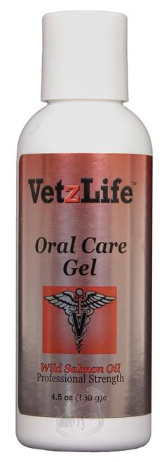 VetzLife Oral Care Gel [Wild Salmon] (4 oz)