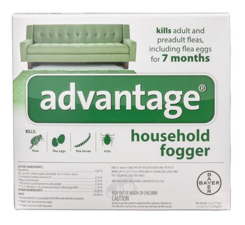 Advantage Household Fogger [6 Oz] (3 Pack)