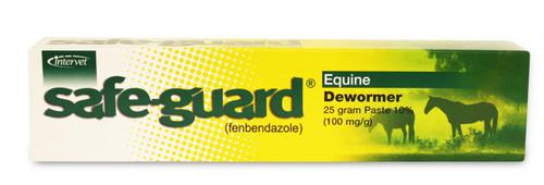 Safe-Guard Equine Paste Dewormer (25 g)