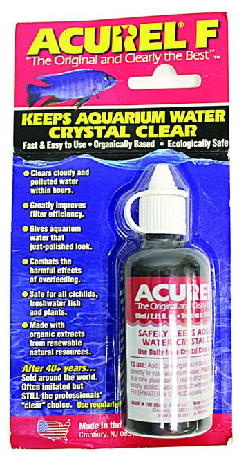 Acurel F Water Clarifier (2 oz)