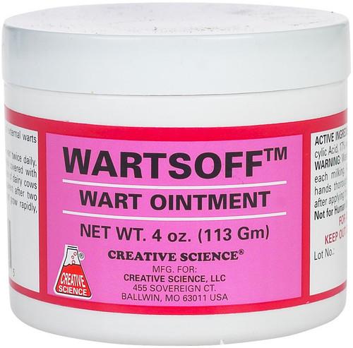 Wartsoff Wart Ointment (4 oz)