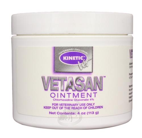 Vetasan Chlorhex Ointment (4 oz)