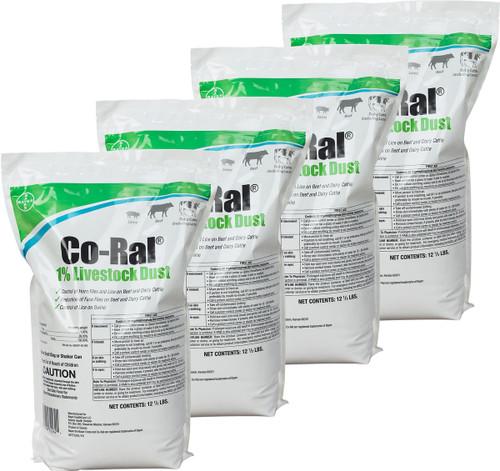 Co Ral 1% Livestock Dust (2 lb)