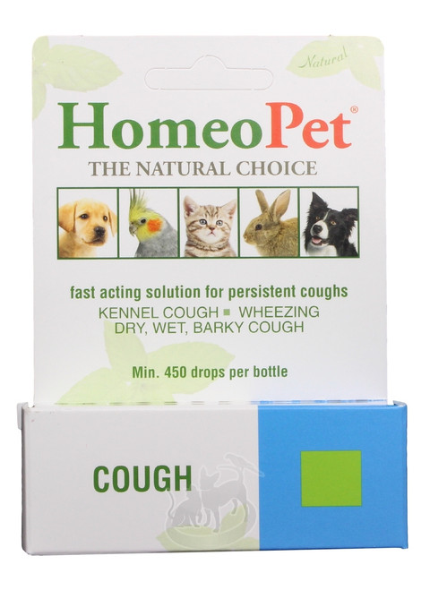 HomeoPet HP Cough Remedy (15 mL)