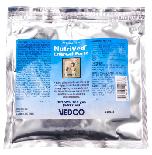 NutriVed EnerGel Forte (100 g)