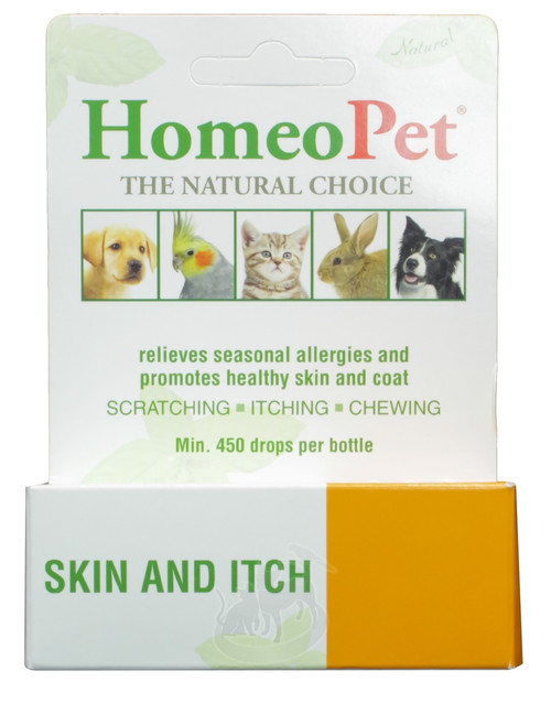 HomeoPet Skin & Itch Relief (15 mL)