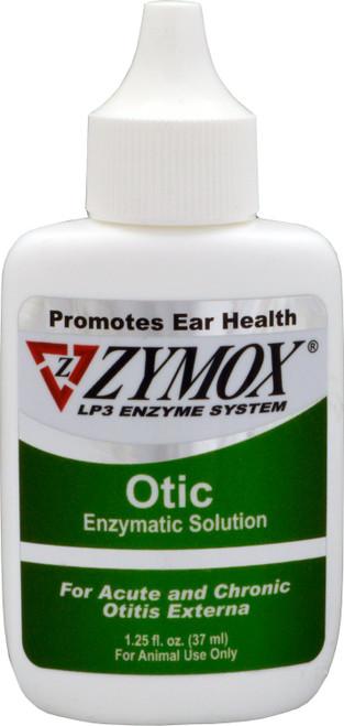 Zymox Otic Enzymatic Solution without Hydrocortisone (1.25 oz)