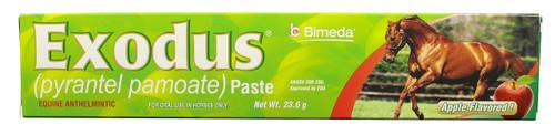 Exodus Pyrantel Pamoate Paste for Horses (23.6 g)
