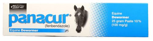 Panacur Equine Dewormer Paste (25 g)
