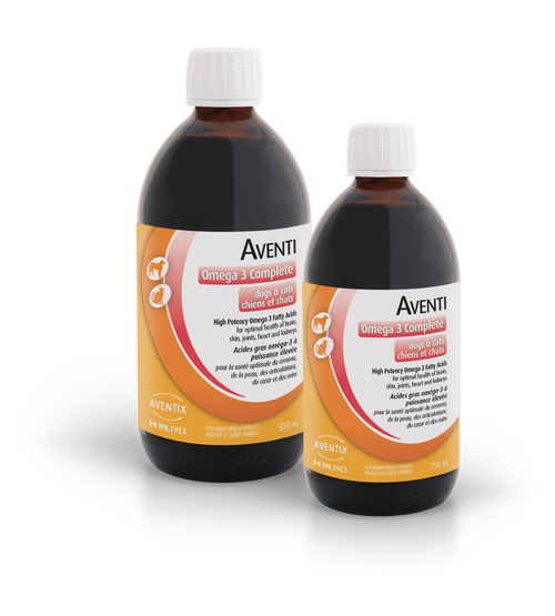 Aventi Omega 3 Complete for Dogs & Cats ( 500 mL )