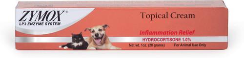 Zymox Topical Cream with Hydrocortisone  (1 oz)