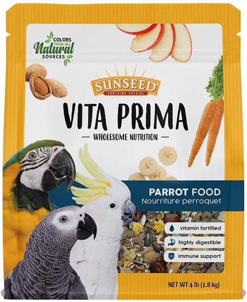 Sunseed Vita Prima Safflower Small Parrot (3 lb)