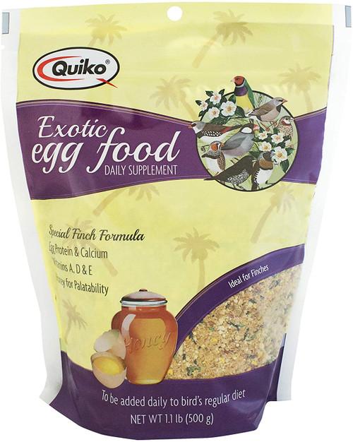 Quiko Exotic Egg (1.1 lb)