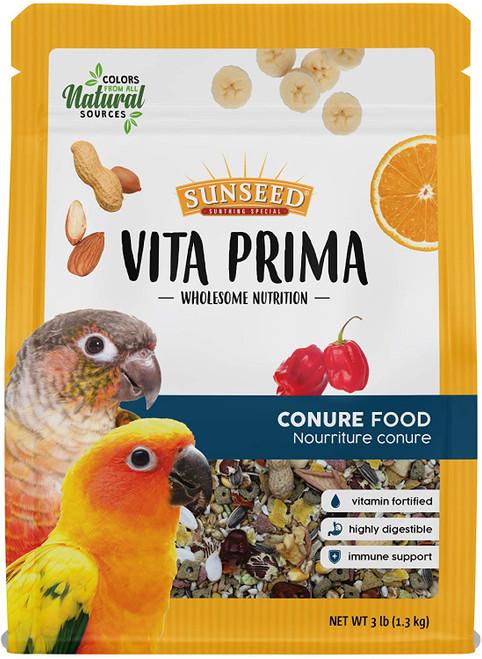 Sunseed Vita Prima Conure (3 lb)