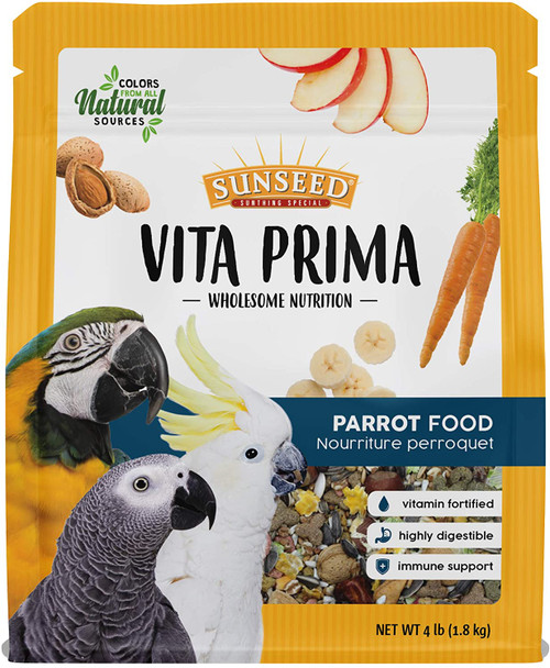 Sunseed Vita Prima Parrot (4 lb)