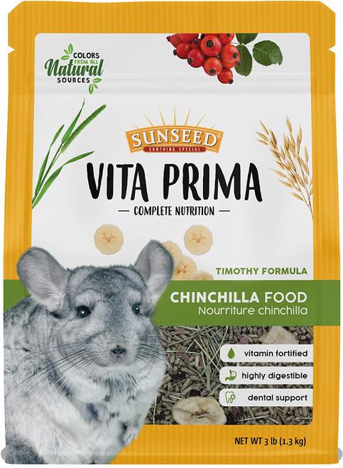 Sunseed Vita Prima Chinchilla (3 lb)