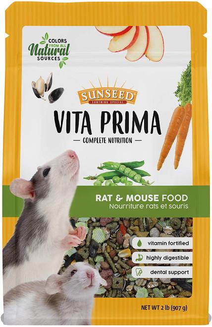 Sunseed Vita Prima Rat & Mouse (2 lb)