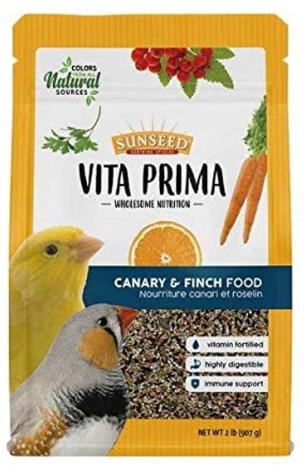 Sunseed Vita Prima Canary Finch (2 lb)