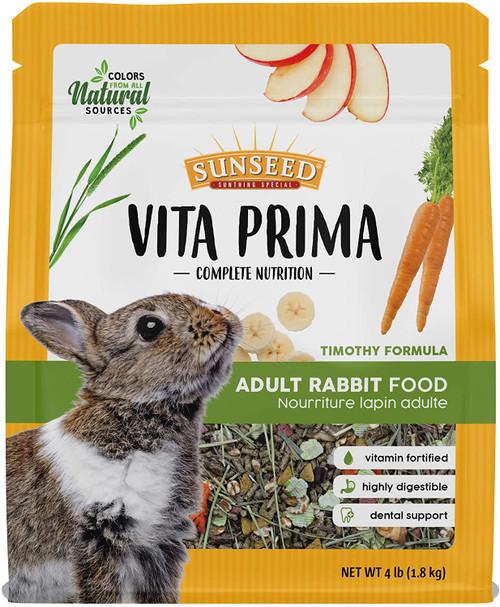 Sunseed Vita Prima Adult Rabb (4 lb)