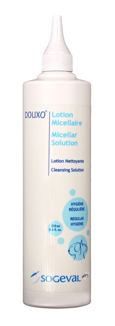 DOUXO Micellar Cleansing Solution (8.4 oz)