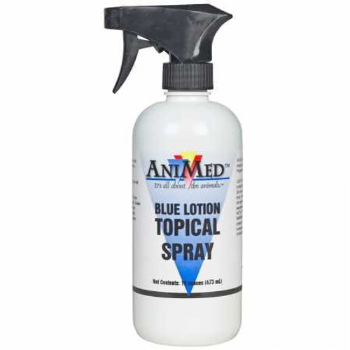 Blue Lotion Topical Antiseptic (16 oz)