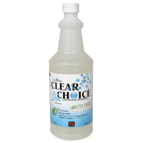 Sullivan's Clear Choice Livestock Shampoo (1 qt)