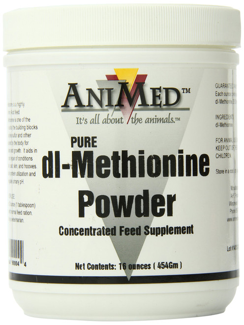 AniMed Dl-Methionine Pure for Horses (16 oz)