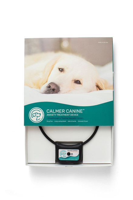 Calmer Canine Anxiety Treatment Device Only (7 inch)