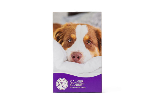 Calmer Canine Convenience Vest Only (Small)