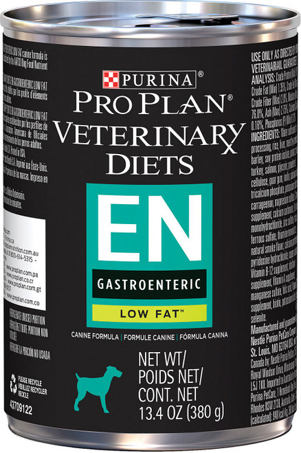 Purina Veterinary Diets Dog Food EN [Low Fat]