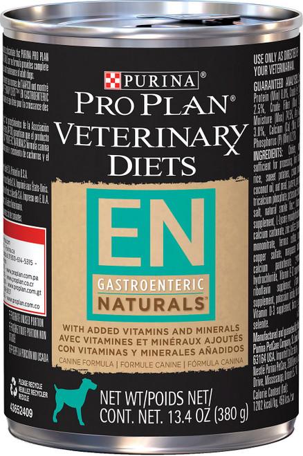 Purina Veterinary Diets Dog Food EN [Naturals]