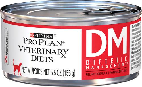 Purina Veterinary Diet Cat Food DM [Dietetic]