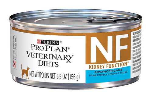 Purina Veterinary Diet Cat Food NF [Advanced Care]