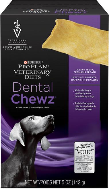 Purina Veterinary Dental Chews for Dogs (5 oz)