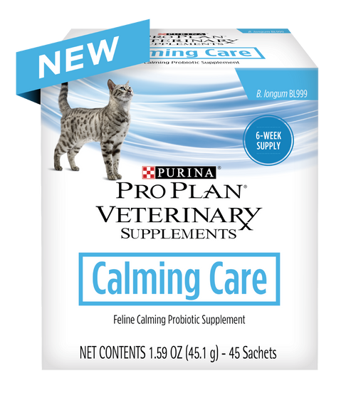 Purina Veterinary Calming Care Probiotic for Cats